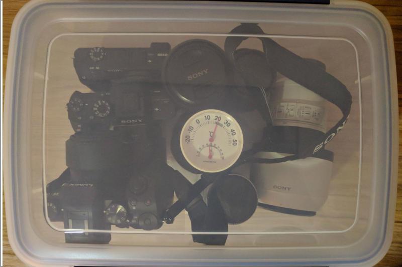 まだ作ってないの!?カメラを持っていて防湿庫がないなら自作しない理由がない件