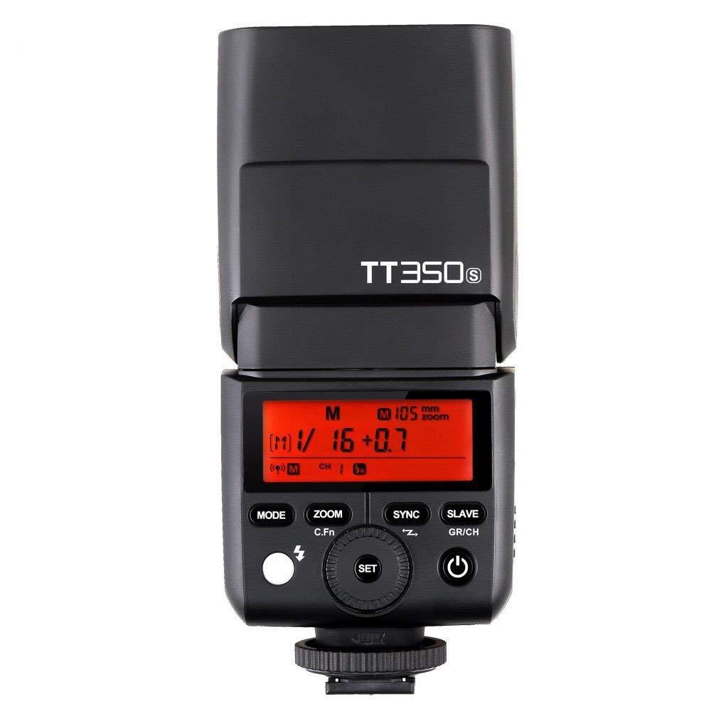 Godox TT350sのレビュー
