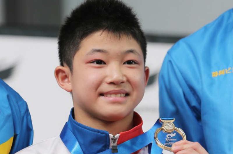 玉井陸斗の経歴は?12歳の鋼の筋肉、身長、両親を徹底調査!