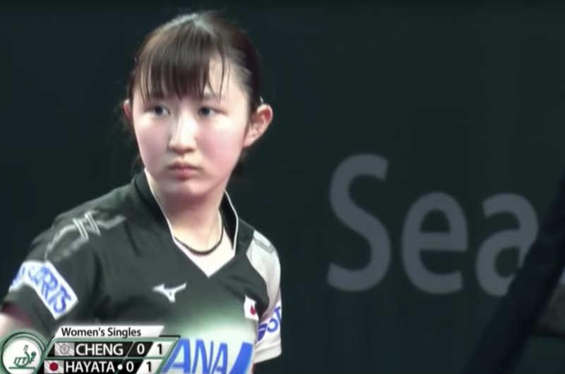 早田ひな選手のプロフィールと経歴
