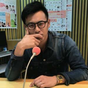 ラジオの平子祐希さん