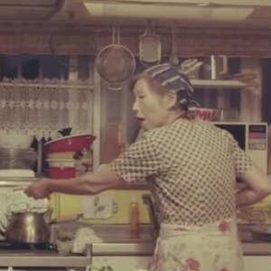 平井堅のご両親写真