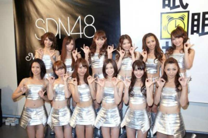 元SDN48 メンバーの現在(2019)は?解散前の発言で秋元康が炎上していた?