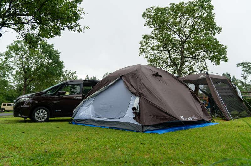 fieldoorのテントの評判は?フィールドキャンプドーム300のブログレビュー!