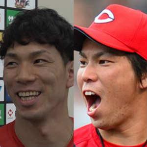福澤達哉選手と前田健太選手の比較