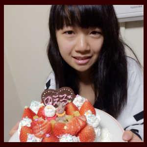 美奈子の長女ノエルの画像