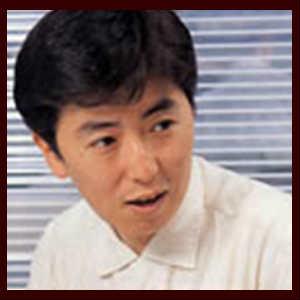 笠井信輔アナウンサー 若い頃
