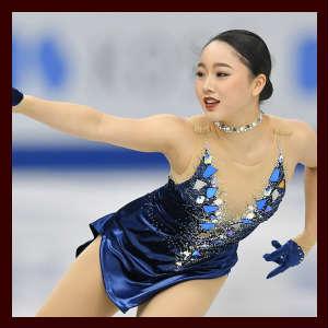樋口新葉選手